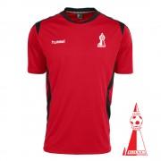 Hummel DOSL Trainingsshirt Paris Rood - Rood - Size: 140