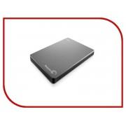 Жесткий диск Seagate Backup Plus Slim 1Tb Silver USB 3.0 STDR1000201