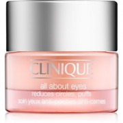Clinique All About Eyes crema para contorno de ojos antibolsas y antiojeras 15 ml