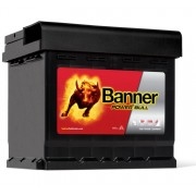 Banner Power Bull P5003 jobb pozitív 50Ah / 450A akkumulátor