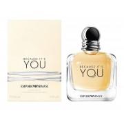 Armani Emporio Armani Because It'S You Eau De Parfum 100 Ml Spray (3605522041486)