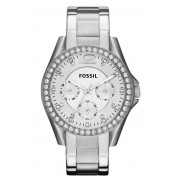 Fossil ES3202 Dameshorloge Riley met kristalen 38 mm