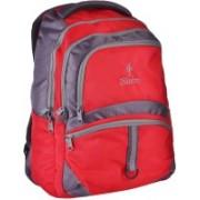 Istorm IBIS RED Waterproof Backpack(Red, 25 L)