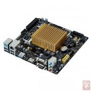 Asus Intel J1800I-C, Intel Celeron J1800 2.41GHz, HDMI, 2xSO-DIMM (Max. 8GB), USB3.0, SATA2