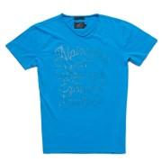 Alpinestars Ratchet Knit T-shirt Azul L