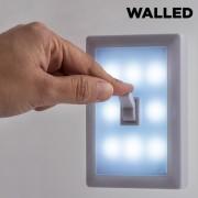 Lampa Portabila cu LED si Intrerupator Walled SW15