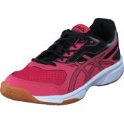 Asics Upcourt 2 Gs Rouge Red / Dark Grey / Black, Skor, Sneakers & Sportskor, Löparskor, Rosa, Blå, Unisex, 33