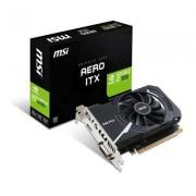 MSI GeForce GT 1030 AERO ITX OC (2GB GDDR5/PCI Express 3.0/1265MHz-1518MHz/