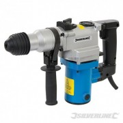DIY 850W SDS Plus Hammer Drill - 850W 633821 5055058188984 Silverline