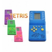 Joc Tetris Clasic cu Diferite Jocuri Alimentare pe Baterii