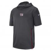 Hautà manches courtes et capuche Nike Dri-FIT Therma (NFL Giants) pour Homme - Noir