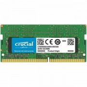 Crucial DRAM 8GB DDR4 2400 MT/s PC4-19200 CL17 DR x8 Unbuffered SODIMM 260pin, EAN 649528774897 CT8G4SFD824A