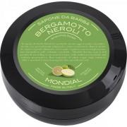 Mondial Luxury Shaving Soap Travel Pack 60 g Bergamotto Neroli