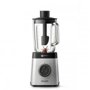 Blender Philips HR3652/00 Avance Collection ProBlend 6 3D 1400W 2l Gri / Negru