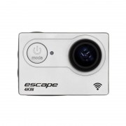 "KITVISION Actioncamera Escape 4K 25fps Wifi 2"" Display"