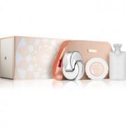 Bvlgari Omnia Crystalline lote de regalo XXIII. eau de toilette 65 ml + leche corporal 75 ml + jabón 75 g + bolsita