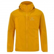 Arc'teryx SQUAMISH HOODY MEN' S Männer Gr.M - Windbreaker - gelb