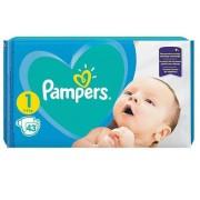 Scutece Pampers Active Baby Newborn nr.1 43/set
