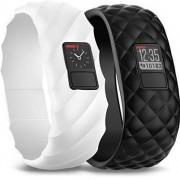 Garmin Vivifit 3 Senza fili Wristband activity tracker Nero, Bianco