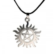 Odaát pentagram nyaklánc (új dizájn)