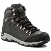 Туристически HI-TEC - Sajama Mid Wp AVSAW17-HT-01 Black/Dark Grey