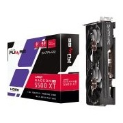 SAPPHIRE PULSE RADEON RX 5500 XT 8G GDDR6 HDMI / TRIPLE DP OC W/BP (UEFI) (11295-01-20G)