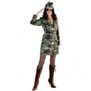 Geen Sexy leger kostuum voor dames