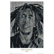 Bob Marley poszter - Mosaic II - GB Posters - LP0815