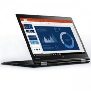 Лаптоп Lenovo ThinkPad X1 Yoga Intel Core i7-7500U (2.7GHz, up to 3.50 GHz, 4MB), 16GB 1866MHz LPDDR3, 512GB PCIe SSD, 14 инча, 20JD0057BM