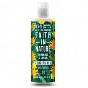 Faith in Nature kurkuma és citrom hajkondícionáló - 400ml