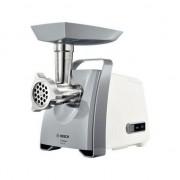 Masina de tocat Bosch MFW66020 ProPower, 1800 W, 3 kg/min, Alb
