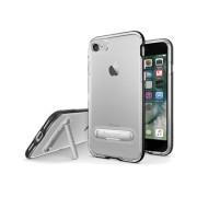 SPIGEN Crystal Hybrid iPhone 7 / 8 Zwart