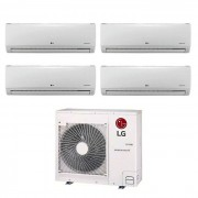 LG Condizionatore Lg Quadri Split Inverter Standard 7+9+9+9 7000+9000+9000+9000 Btu A++ Mu4m25
