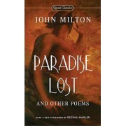 Paradise Lost and Other Poems, Paperback