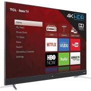 """PANTALLA TCL 55"""" 4K SMART TV ROKU"""