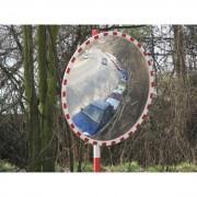 B2B Partner Dopravní zrcadlo kruhové, průměr 900 mm