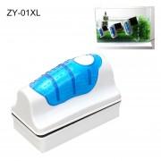 Zy-01xl Aquarium Fish Tank Suspendido Magnetic Brush Cleaner Herramientas De Limpieza, XL, Tamaño: 12 * 9.3 * 6,3 Cm