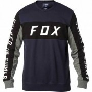 FOX Sudadera Fox Rhodes Crew Midnight