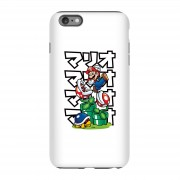 Nintendo Funda móvil Nintendo Super Mario Planta Piraña para iPhone y Android - iPhone 6 Plus - Carcasa doble capa - Brillante