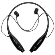 HBS-730 Bluetooth Stereo Sports Headset Compatible with All Smartphones - Assorted Colour Black Or White