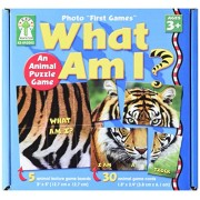 "Key Education Publishing Photo ""First Games"": What Am I"