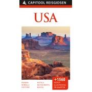 Reisgids Capitool USA - Verenigde Staten van Amerika | Unieboek