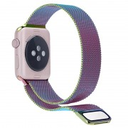 Apple Watch Series 5/4/3/2/1 Magnetic Milanese Strap - 44mm, 42mm - Colorful