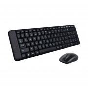 Kit Teclado Y Mouse Logitech MK220 Inalambrico USB 920-004430
