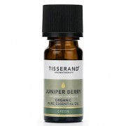 Tisserand Aromatherapy Tisserand Juniper Organic Essential Oil 9ml - verfrissend