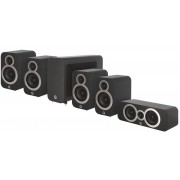Q Acoustics 3010i Cinema Pack Black