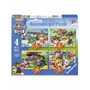 Puzzle Paw, 12/16/20/24 Piese Ravensburger