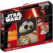 Pixel Art Star Wars BB-8 Quercetti