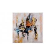 Slika Piano art 100x100cm