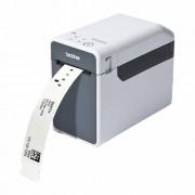 Етикетен принтер Brother TD-2130NHC 300DPI Ethernet ръчен нож